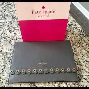 NWT Authentic Kate Spade Clutch